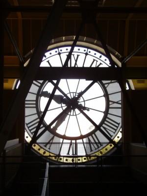 Sara Naumann blog clock image