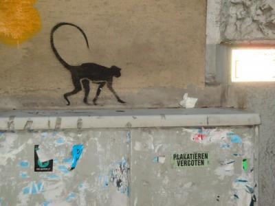Sara Naumann blog graffiti monkey