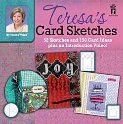 Teresa's Card Sketches Sara Naumann Create & Craft