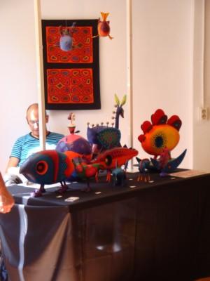 Sara Naumann blog Gustavo Ramirez AMS*DIY