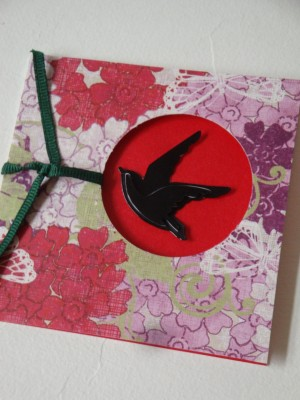 Sara Naumann blog Create & Craft Dazzles demo
