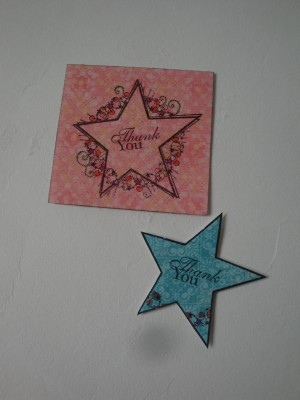 Sara Naumann blog Create & Craft stamp demo