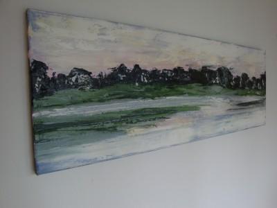 Sara Naumann blog Fenny van de Wal landscape