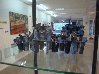 Sara Naumann blog Galerie de Pieter Jack Prins assemblage