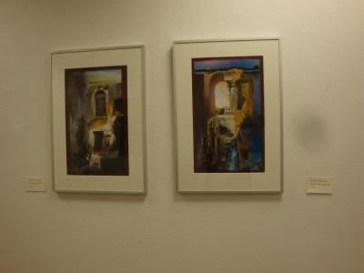 Sara Naumann blog Galerie de Pieter Ricarda Zielonka collages