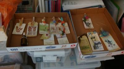 Sara Naumann blog storage cat food cartons