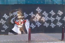 Sara Naumann blog butterfly graffiti