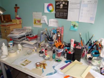 Sara Naumann blog studio