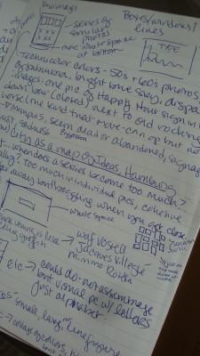 Sara Naumann blog notes from the museum