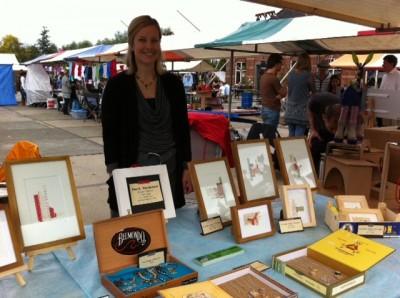 Sara Naumann blog Sunday Market