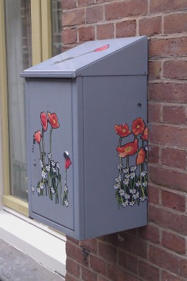 Sara Naumann blog Amsterdam flower box