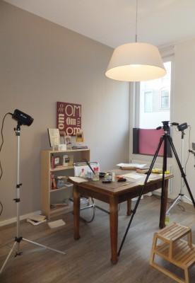 Sara Naumann blog online class on set