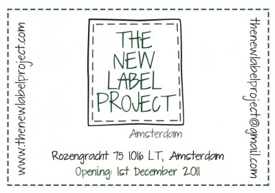 Sara Naumann blog The New Label Project Amsterdam