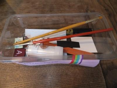 Sara Naumann blog plastic tray