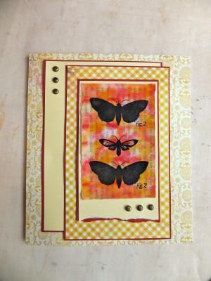 Sara Naumann blog Lazertran card Craft Stamper Masterclass