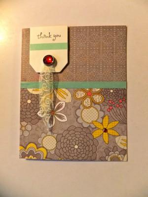 Sara Naumann blog card layout