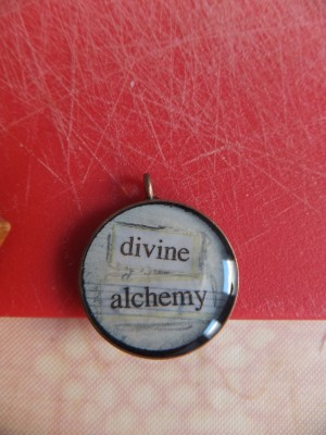 Sara Naumann blog Divine Alchemy pendant
