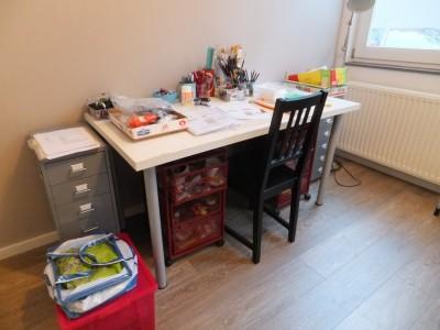 Sara Naumann blog new studio space