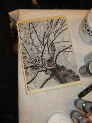 Sara Naumann blog Art & Soul Lazertran student pix 3