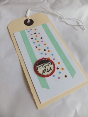 Sara Naumann blog Crafts Beautiful Washi tape warm up