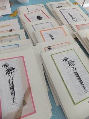 Sara Naumann blog cardmaking