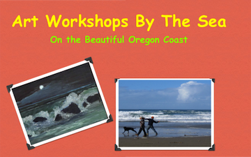 Sara Naumann blog Art Workshops by the Sea