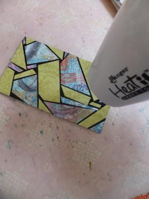 Sara Naumann blog mosaic card