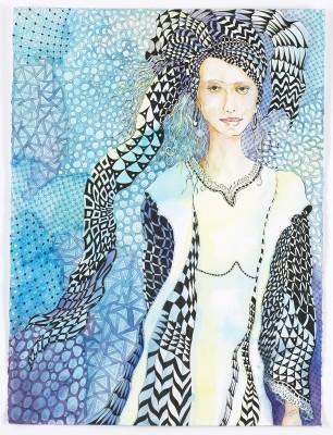 Sara Nauann blog Suzanne McNeill Celestial Beauty - Suzanne McNeill-Sparks