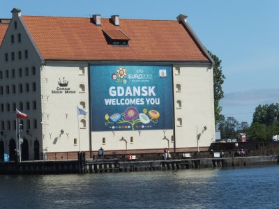 Sara Naumann Photo Friday Gdansk Welcome