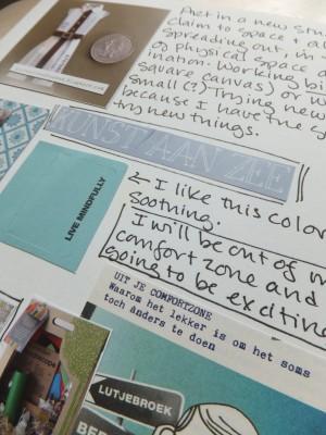 Sara Naumann blog Art Journaling 6