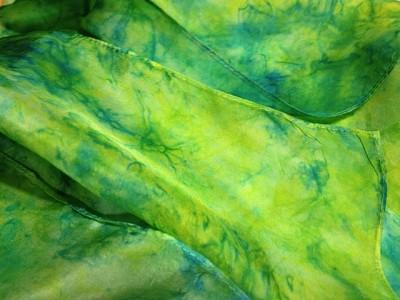 Sara Naumann blog Juliann green silk