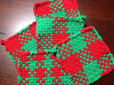 Sara Naumann blog Juliann red and green