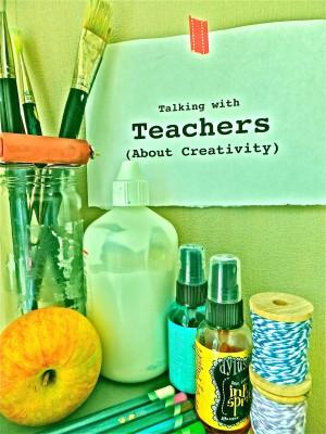 Sara Naumann blog header teachers