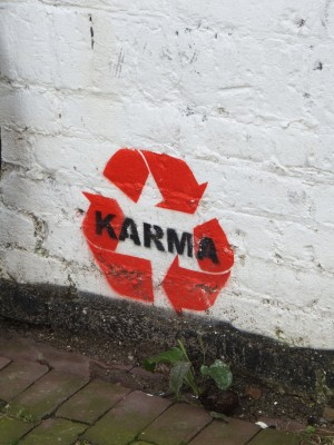 Sara Naumann blog Photo Friday Karma