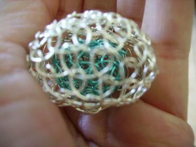 Sara Naumann blog Donna Crispin ring