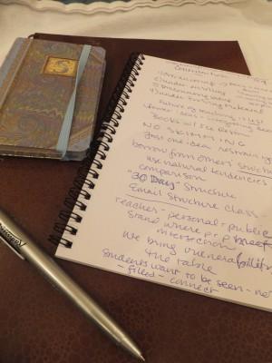 Sara Naumann blog what's on my desk