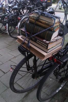 Sara Naumann blog bike and books