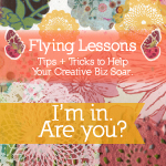 Sara Naumann blog flying lessons