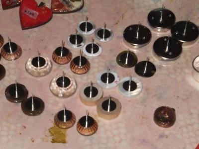 Sara Naumann blog earrings