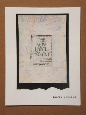 Sara Naumann blog the new label project