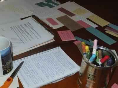 Sara Naumann blog table online class