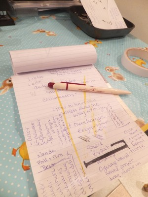 Sara Naumann blog Studio Snapshots
