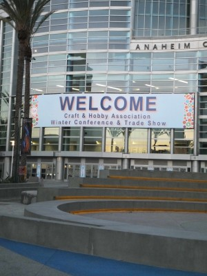 Warm welcome, cool temperatures in Anaheim!