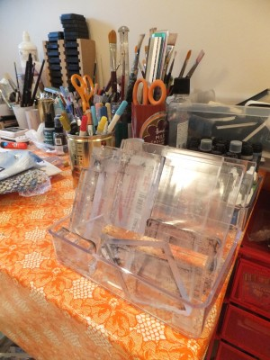 Sara Naumann blog studio snapshots 2