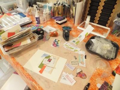Sara Naumann blog artwork storage