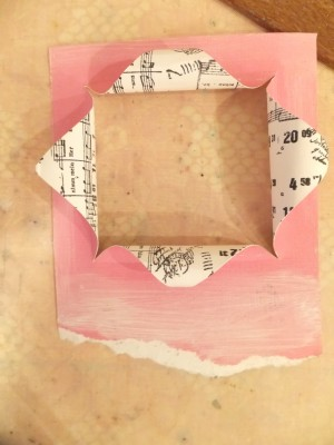 Sara Naumann Craft Stamper blog challenge step 3