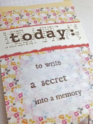 Sara Naumann blog eclectica stamps paper artsy