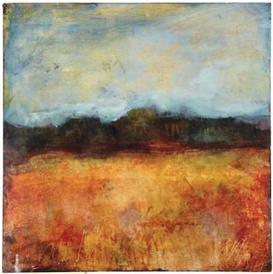 Field at Night, by Serena Barton