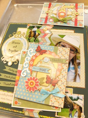 Sara Naumann blog Scrapbook Soup