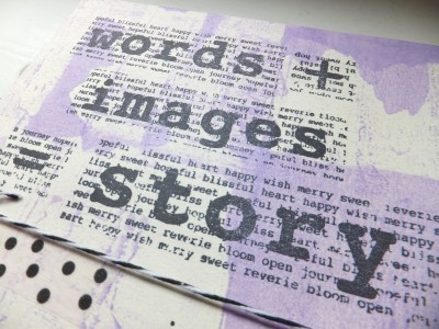 sara naumann art journaling